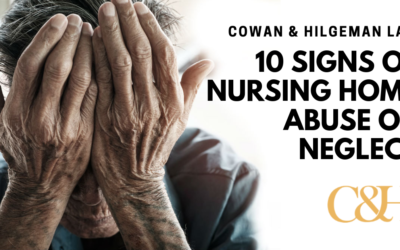 10 Signs of Nursing Home Abuse or Neglect