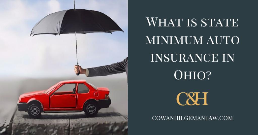 minimum Auto Insurance Ohio