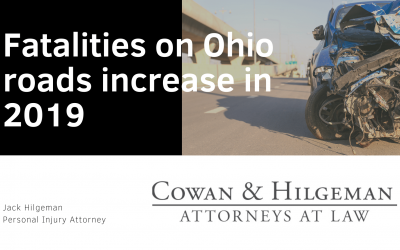 Fatalities on Ohio roads increase in 2019