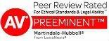 AV Preeminent Peer Rated resized