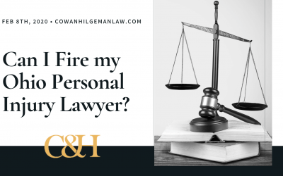 Can I Fire my Ohio Personal Injury Lawyer?