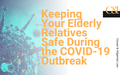 Keeping Your Elderly Relatives Safe During the COVID-19 Outbreak