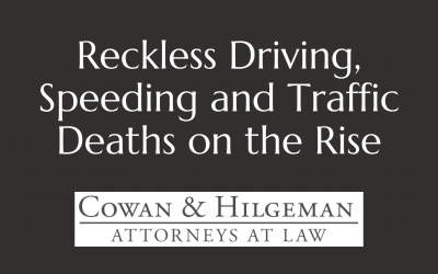 Reckless Driving, Speeding and Traffic Deaths on the Rise in Ohio