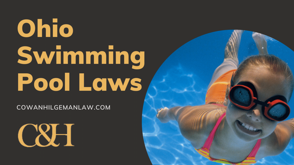Ohio swimming pool laws