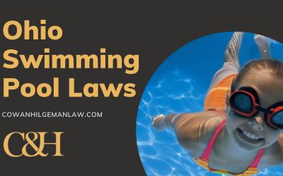 Ohio Swimming Pool Laws
