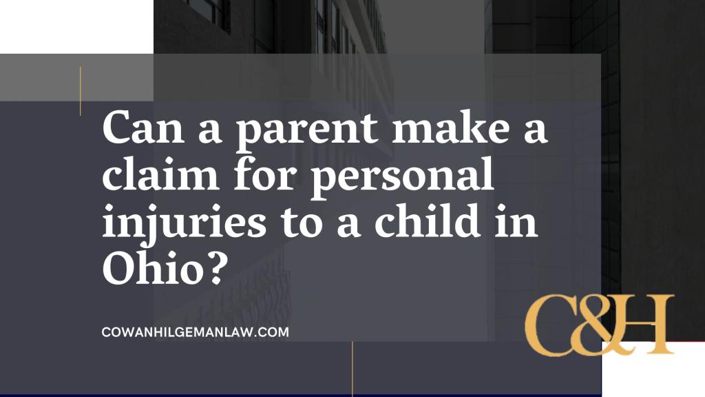 parent make a claim