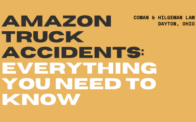 Amazon Truck Accidents: Everything you need to Know