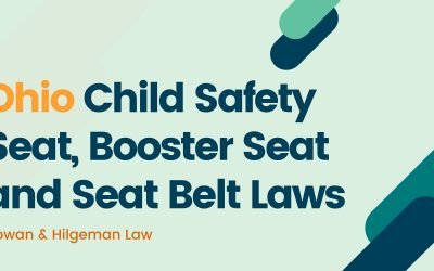 Child Safety Seat, Booster Seat and Seat Belt Laws in Ohio