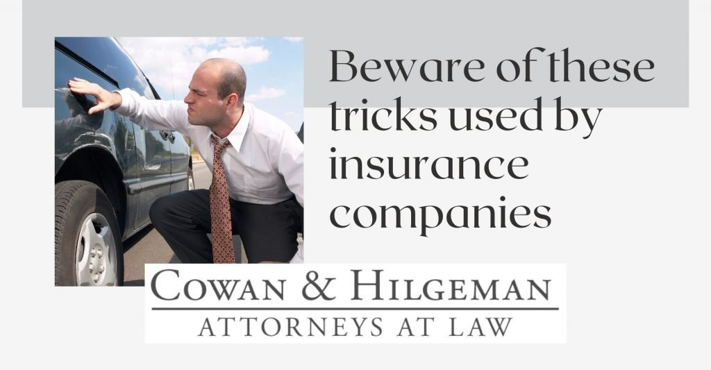 tricks used by insurance