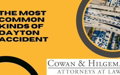 The Most Common Kinds of Dayton Accident