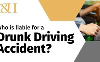 Who is Liable for a Drunk Driving Accident?
