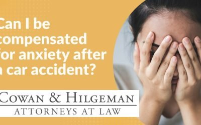Can I be Compensated for Anxiety After a Car Accident?